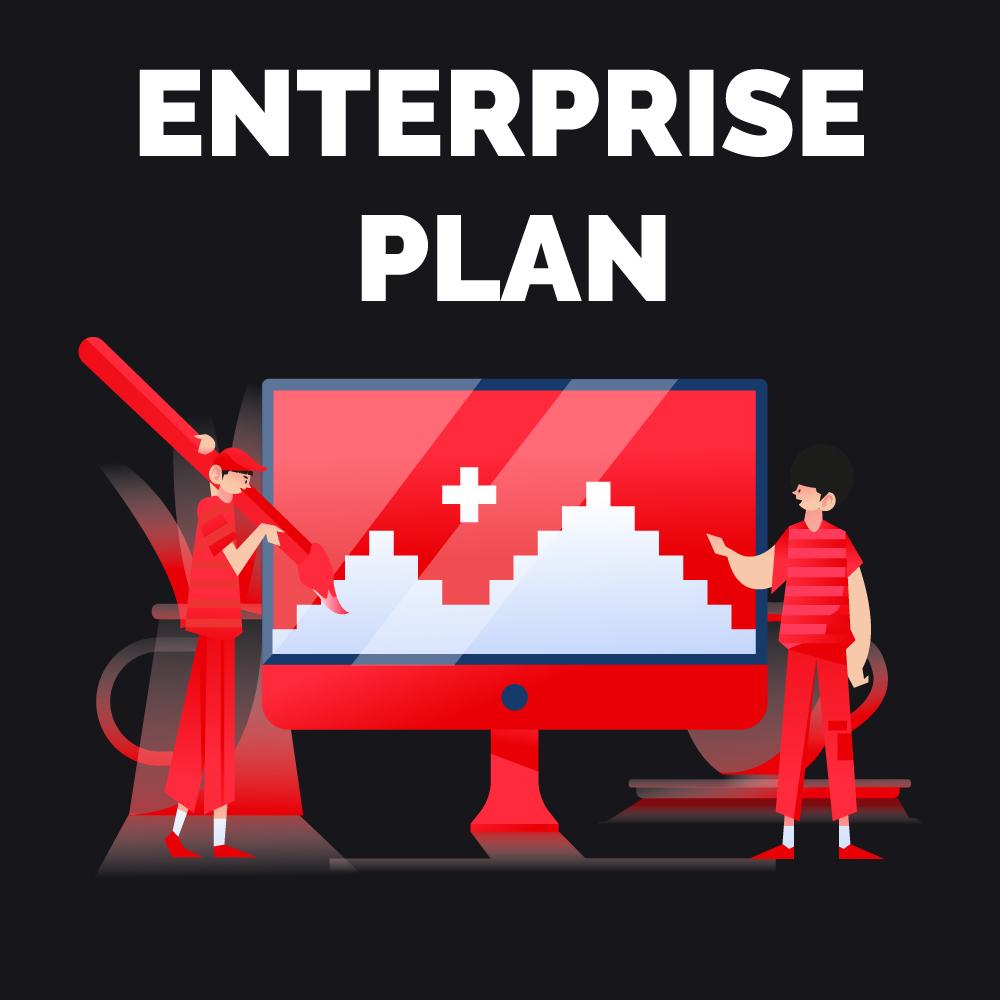 Branding – Enterprise Plan