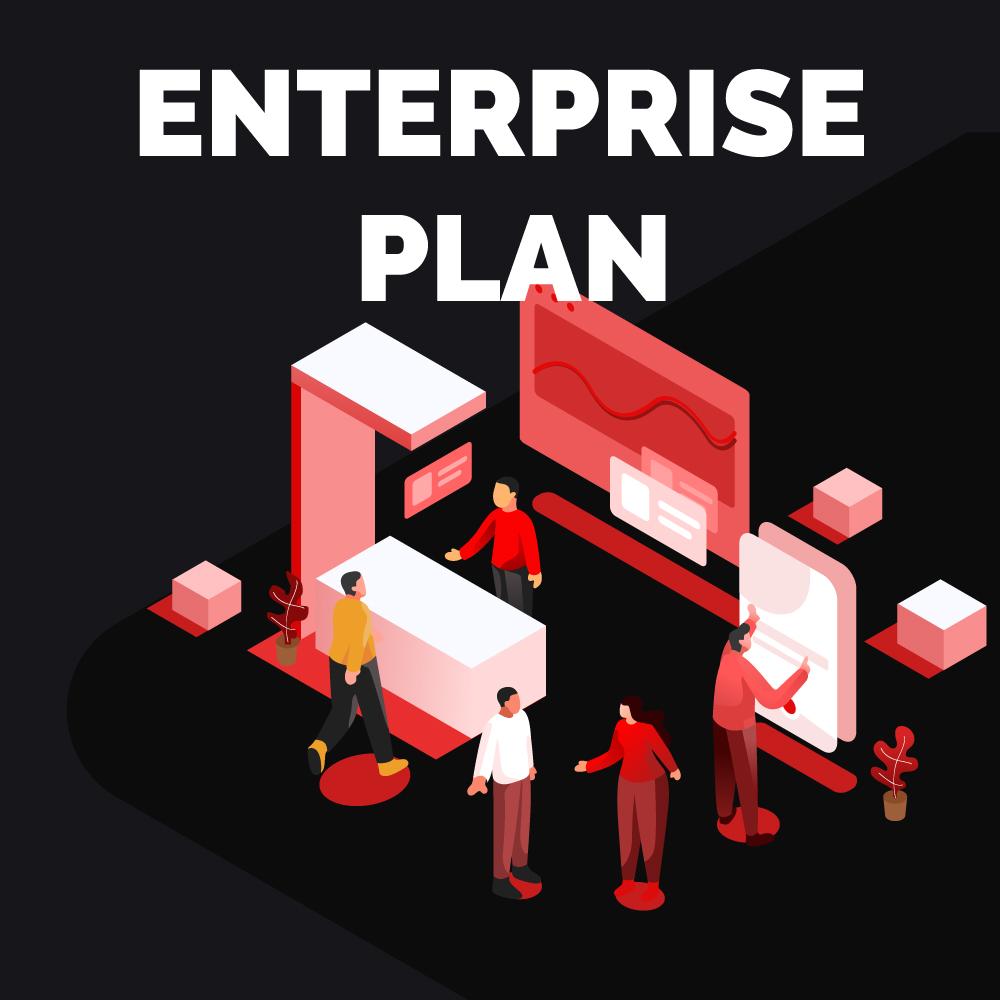 Web Development - Enterprise Plan
