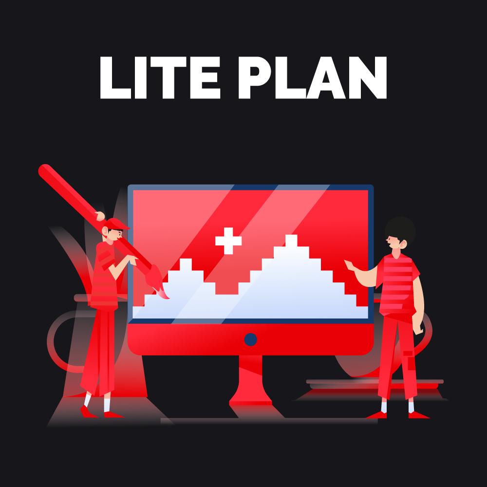 Branding - Lite Plan