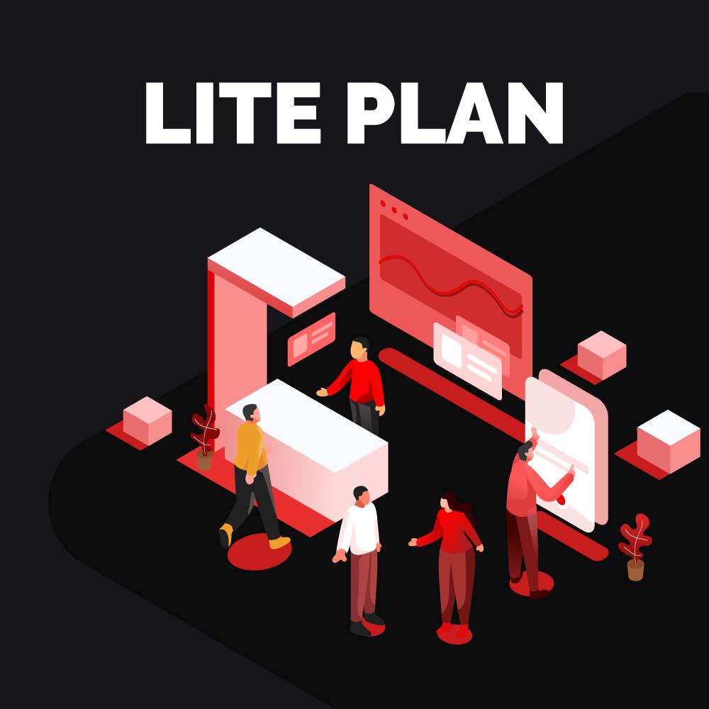Web Development - Lite Plan